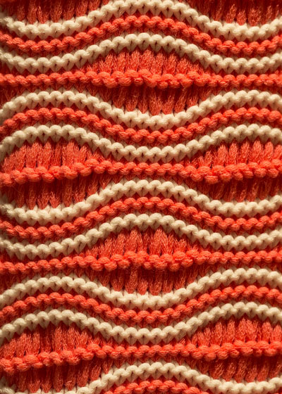 I punti maglia creati da Industria Italiana Filati