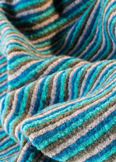 I punti maglia creati per gli stilisti