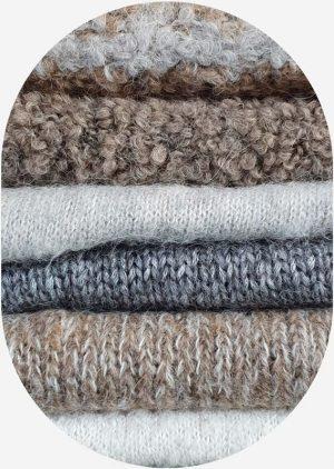 Fancy italian ecological yarns production